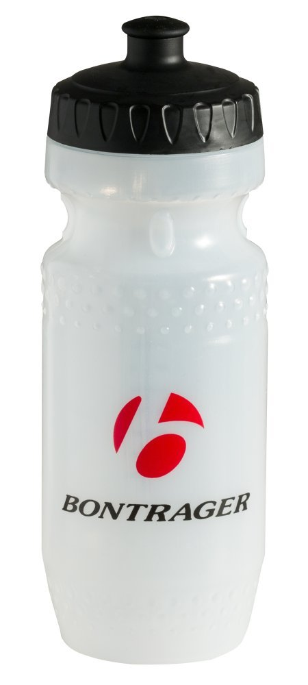 Bontrager Flasche Screwtop Silo Clear X1