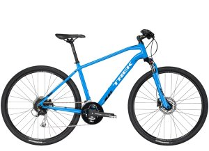 Trek DS 3 17.5  Waterloo Blue Pearl