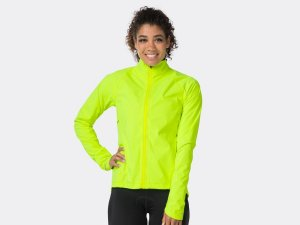 Bontrager Jacke Vella Stormshell Women's L Visibility Yellow