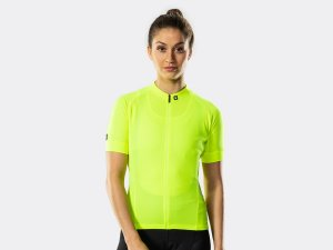 Bontrager Trikot Anara Women's L Radioactive Yellow