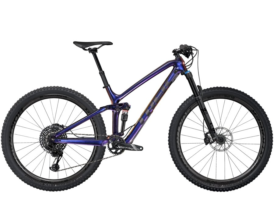 Trek Fuel EX 9.8 29 L Gloss Purple Phaze/Matte Trek Black